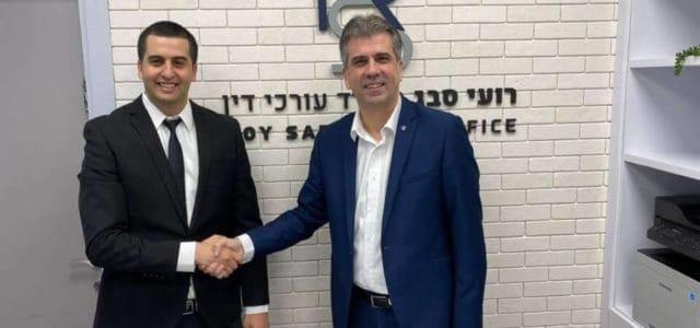 אלי כהן ורועי סבג